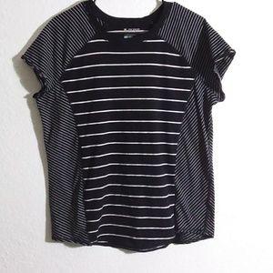 XL sleeveless athletic tshirt
